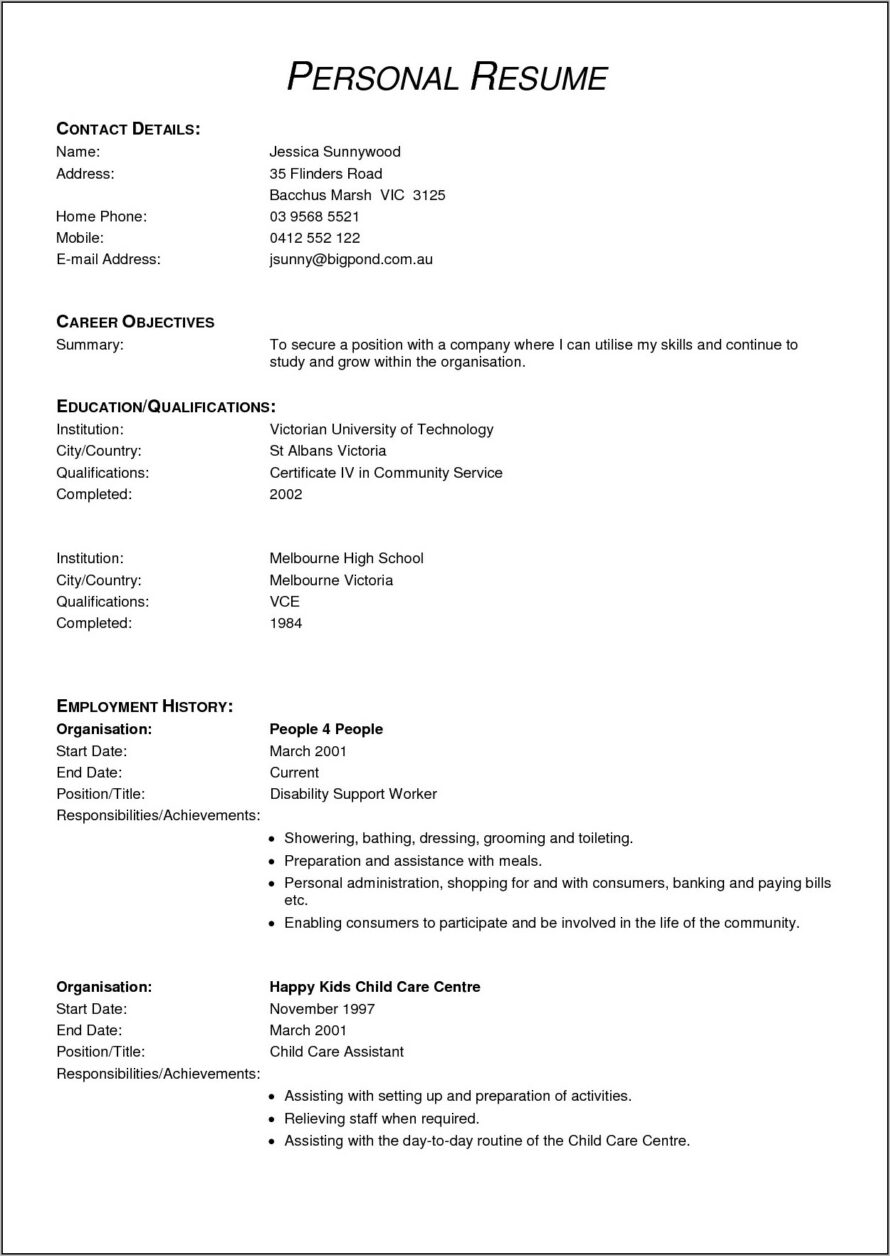 Free Medical Receptionist Resume Samples
