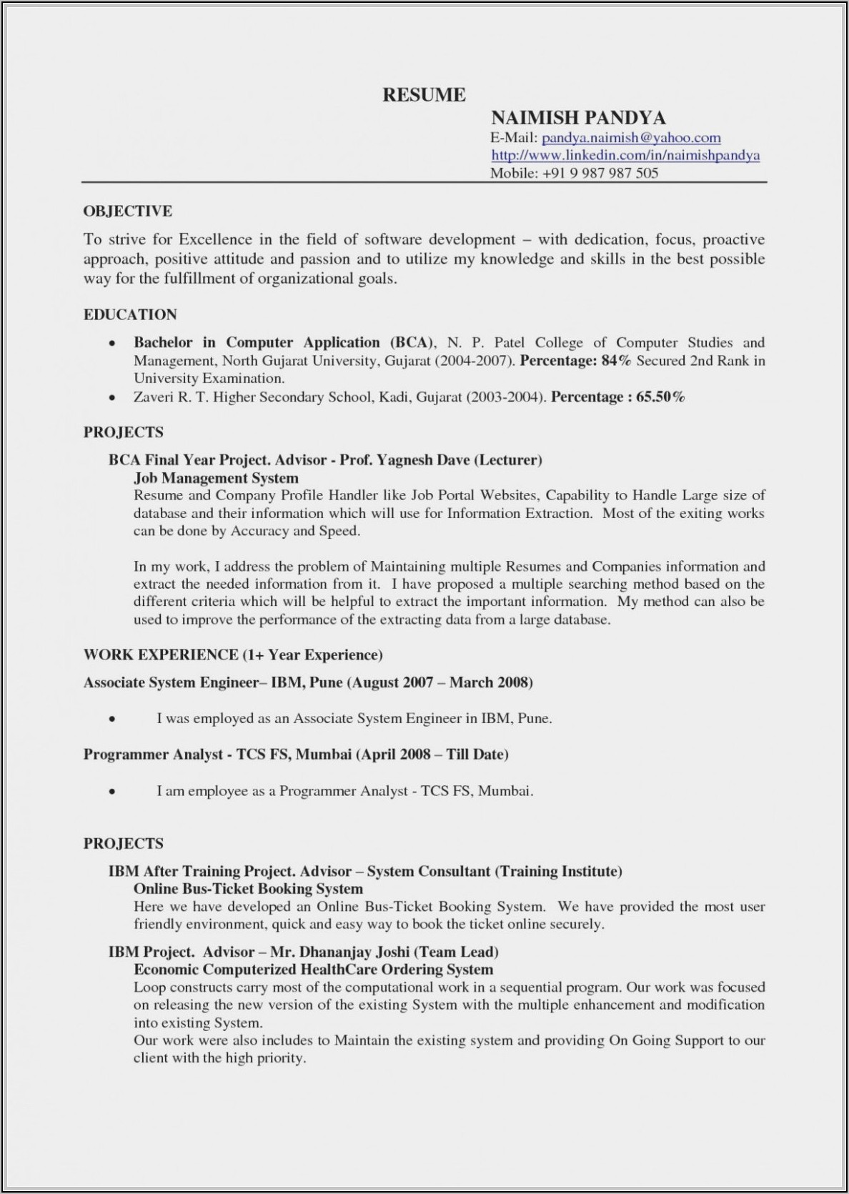 Is There A Truly Free Resume Builder