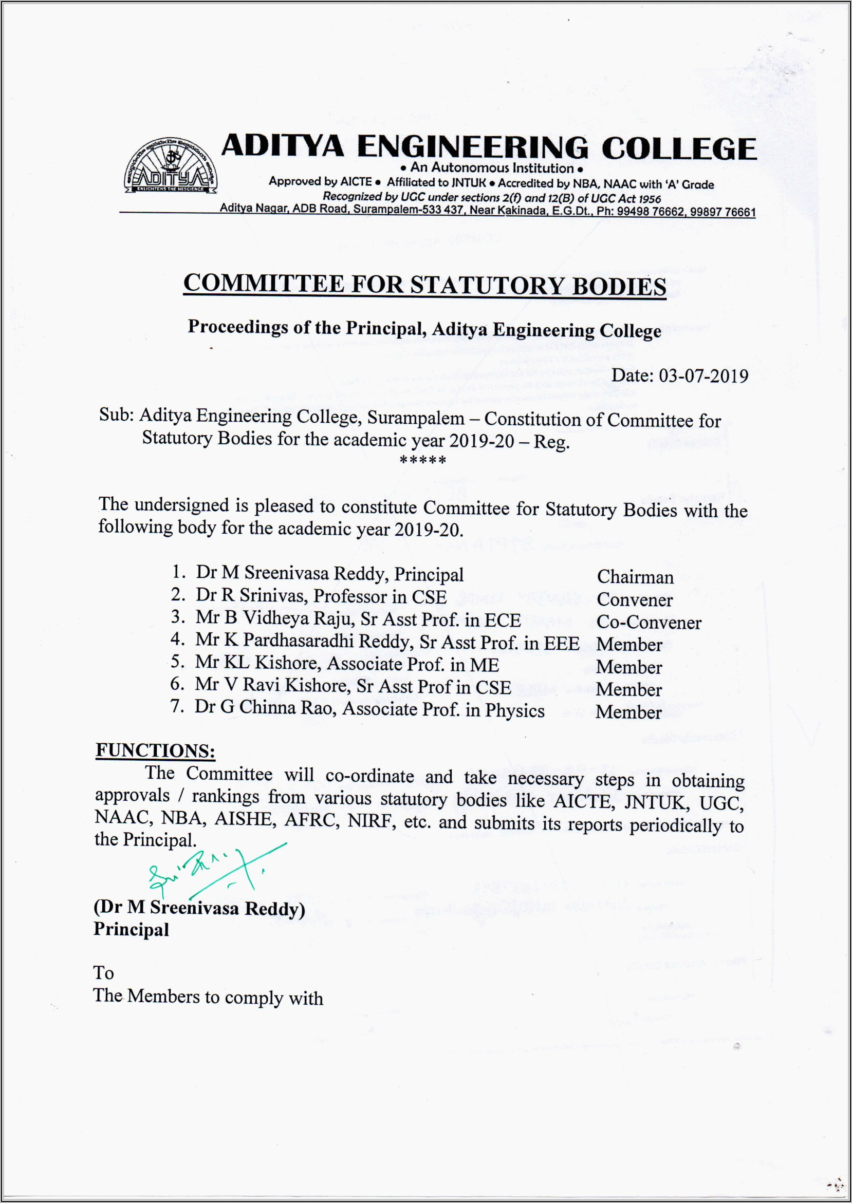 Resume Format For Freshers Engineers Cse