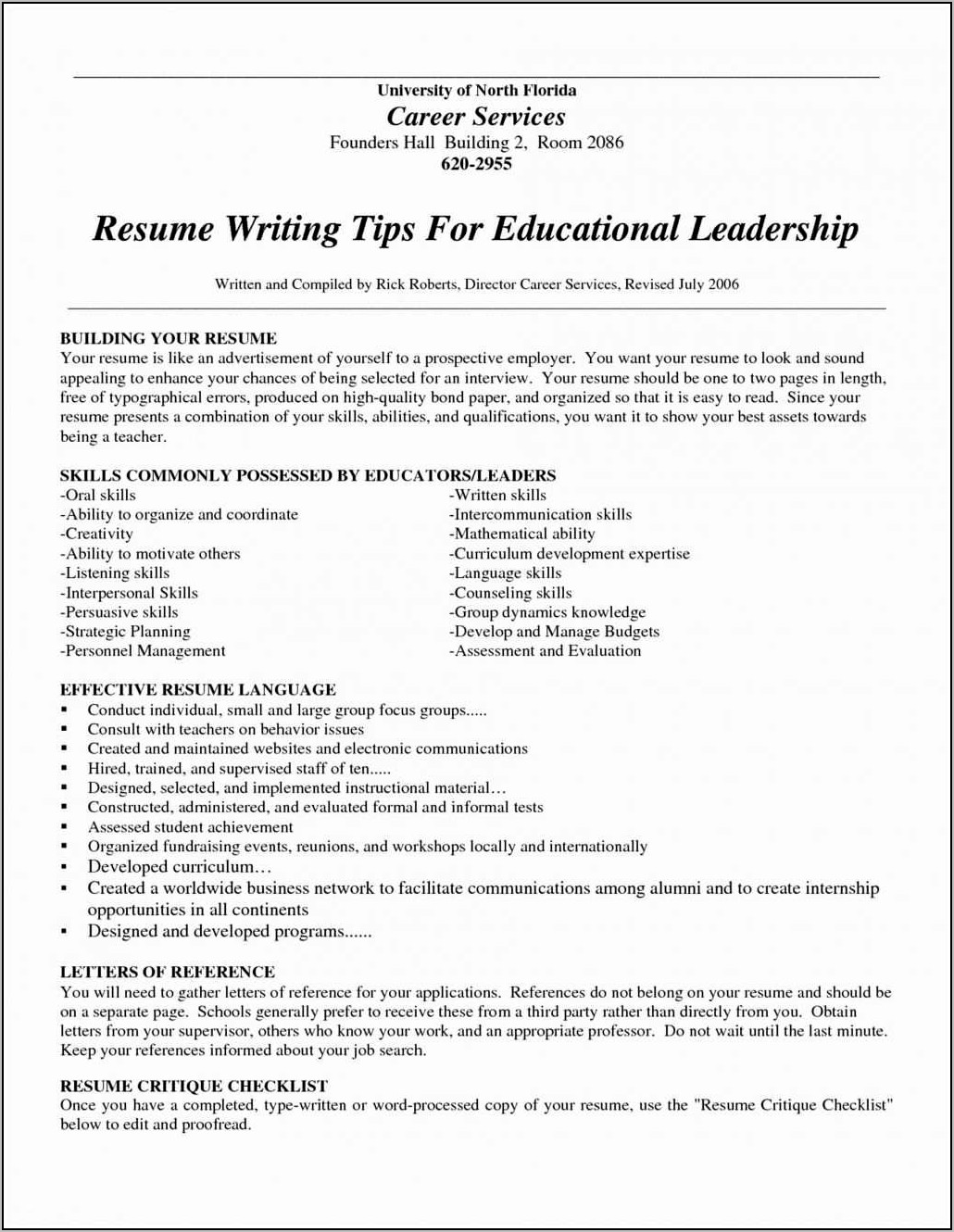 Resume Professional Writers Reviews