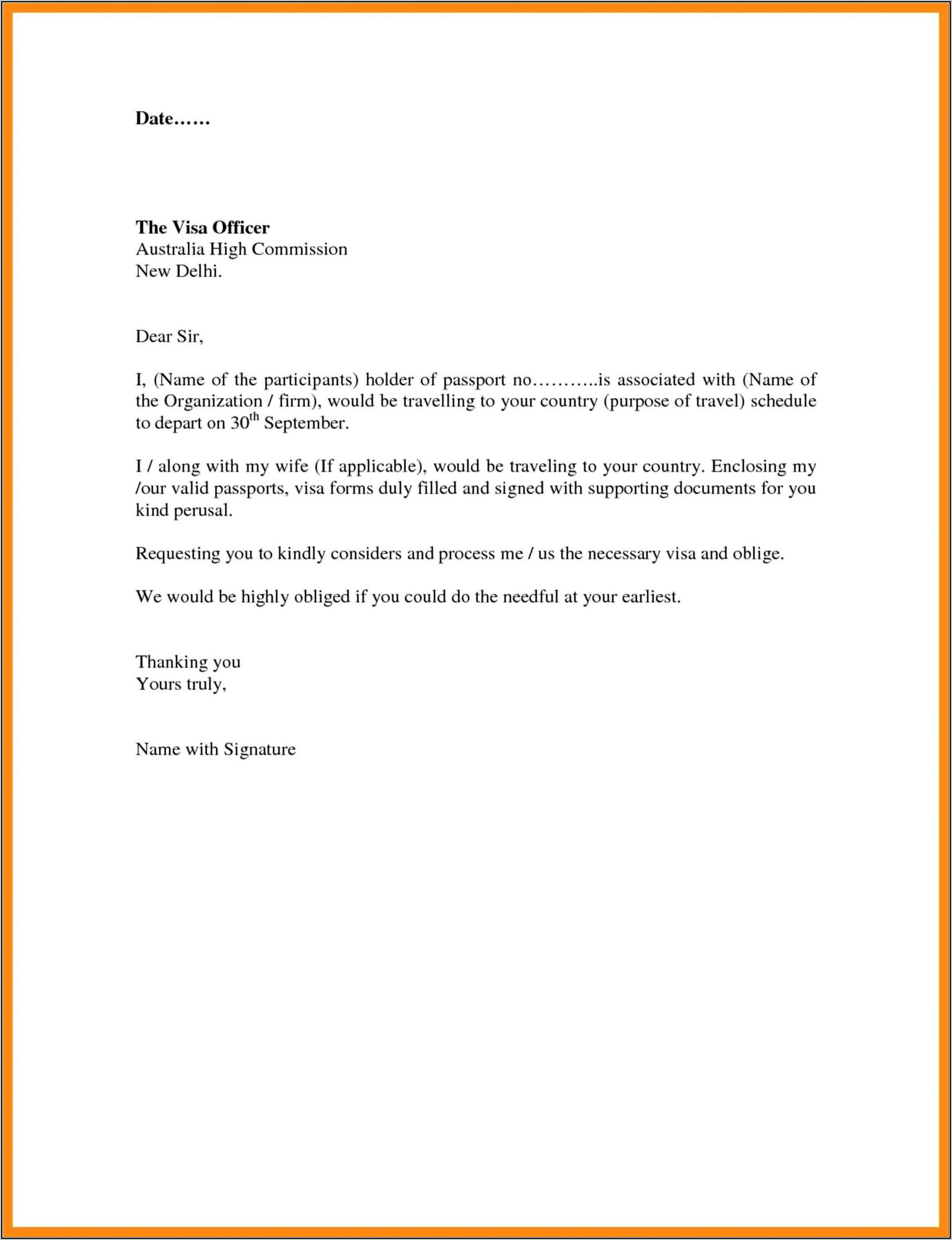 Sample Cv Cover Letter Ireland