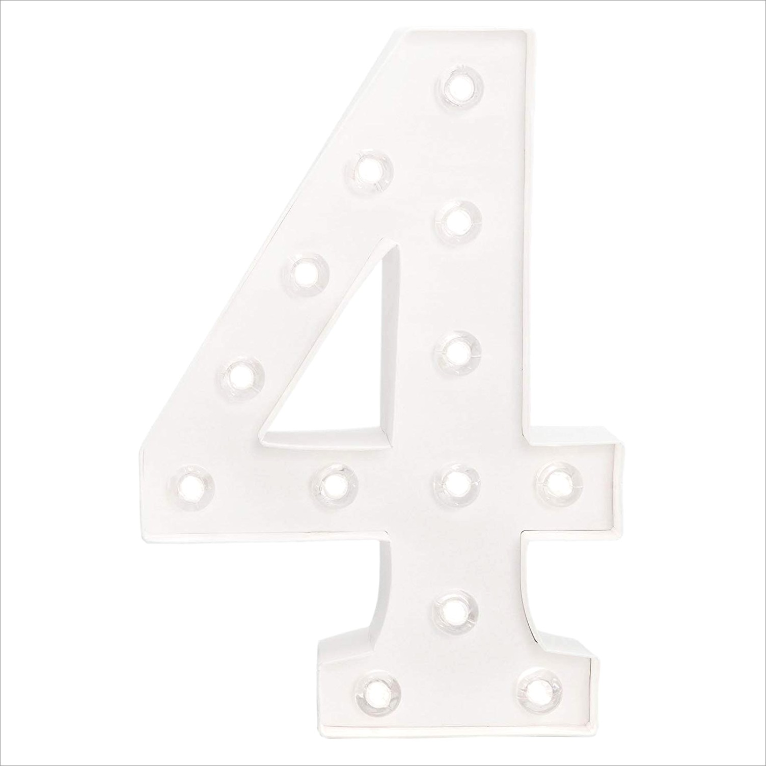 10 Inch Marquee Letters