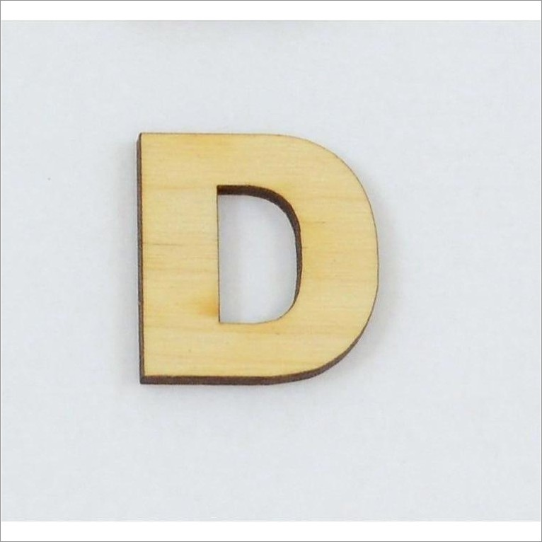 12 Inch Wooden Letters India