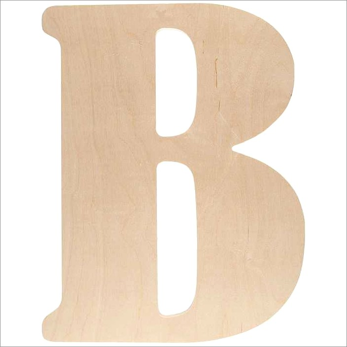 36 Inch Wooden Letters Hobby Lobby