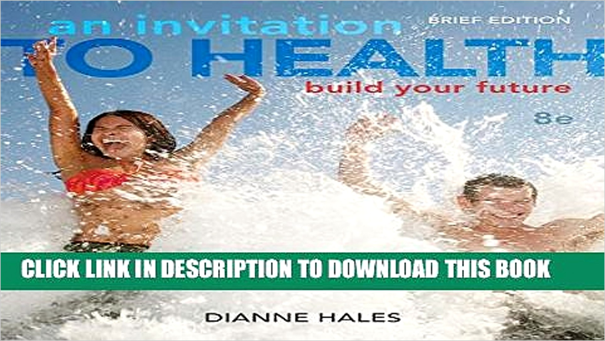 An Invitation To Health Brief Edition Pdf