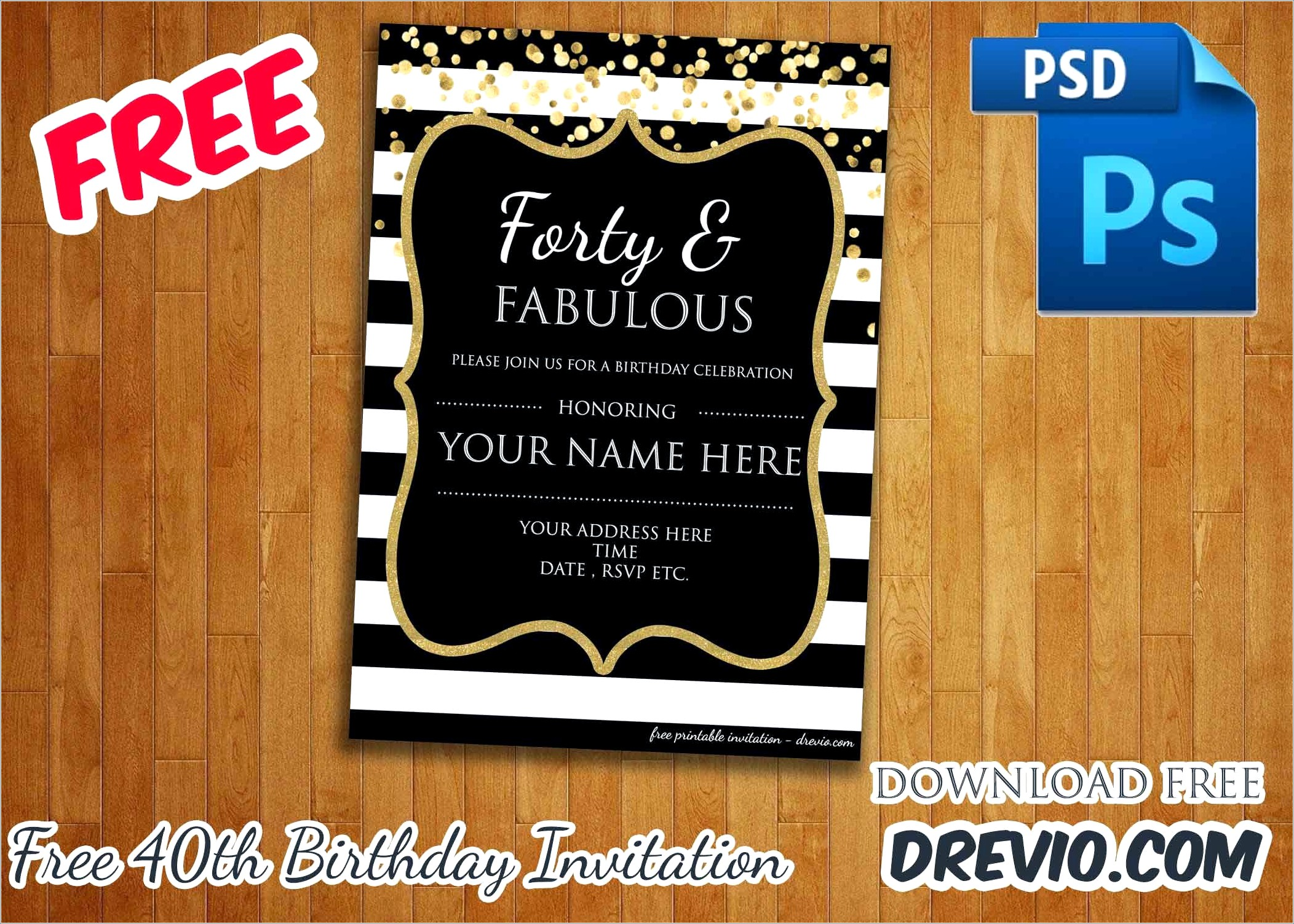Animal Birthday Invitation Templates Free