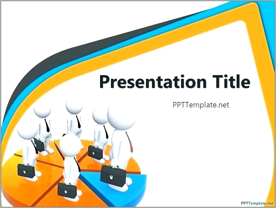 Annual Sales Meeting Presentation Template