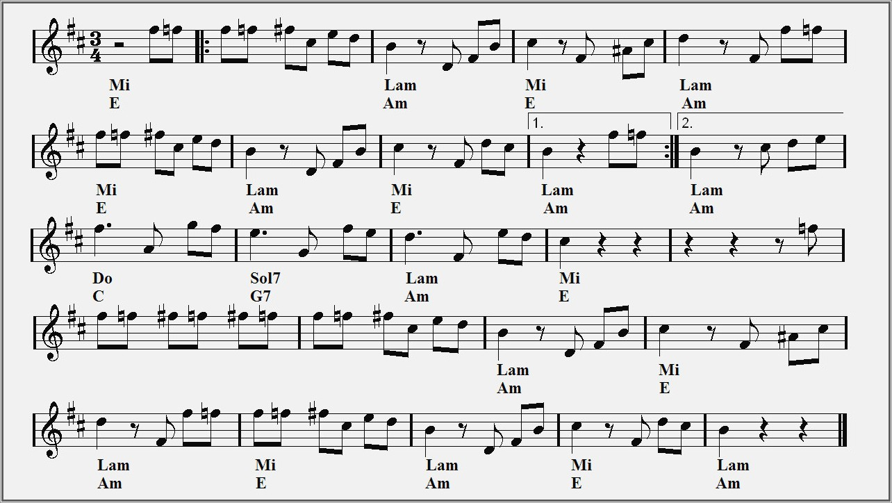 Beethoven Fur Elise Piano Notes Letters