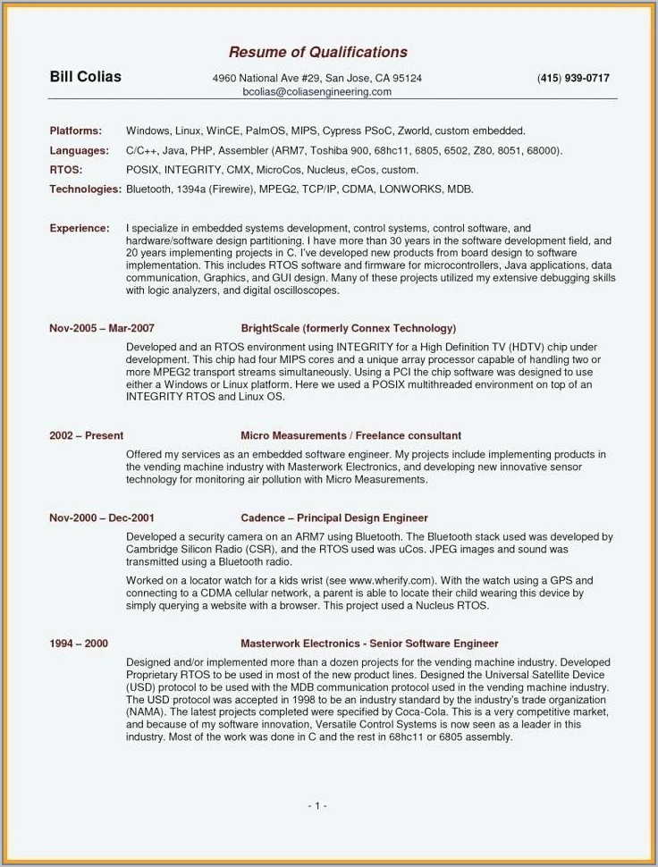 Best Templates For Resumes 2017