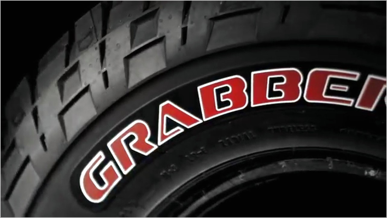 Bfgoodrich Red Letter Tires