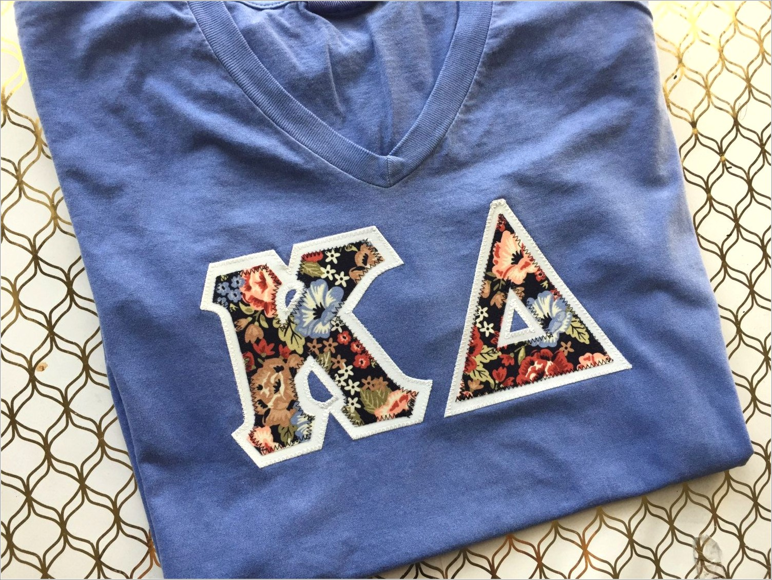 Comfort Colors Greek Letter Shirts