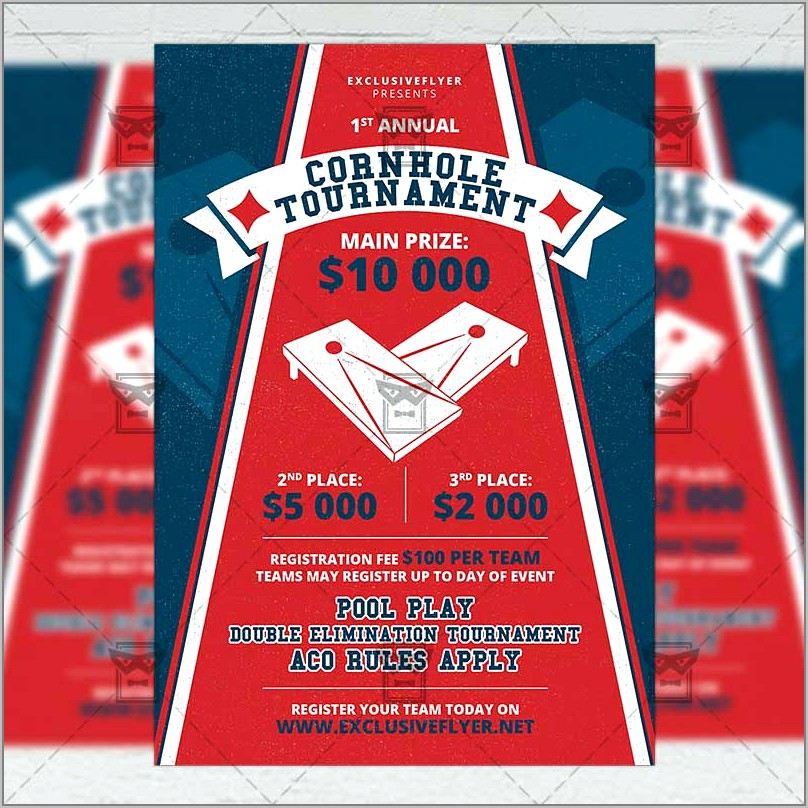 Community Event Flyer Template Free