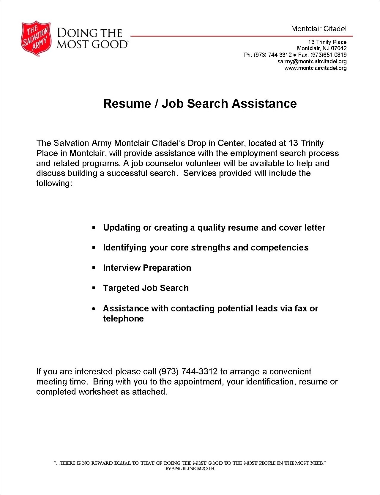 Cover Letter Sample For Community Support Worker