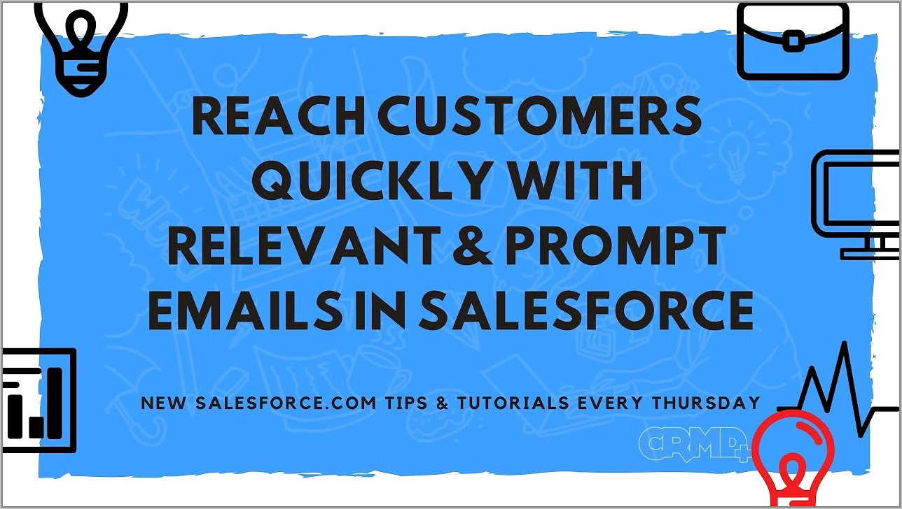 Creating Email Templates In Salesforce Lightning