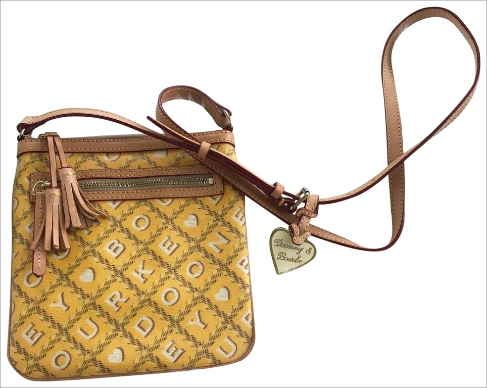 Dooney And Bourke Letter Carrier