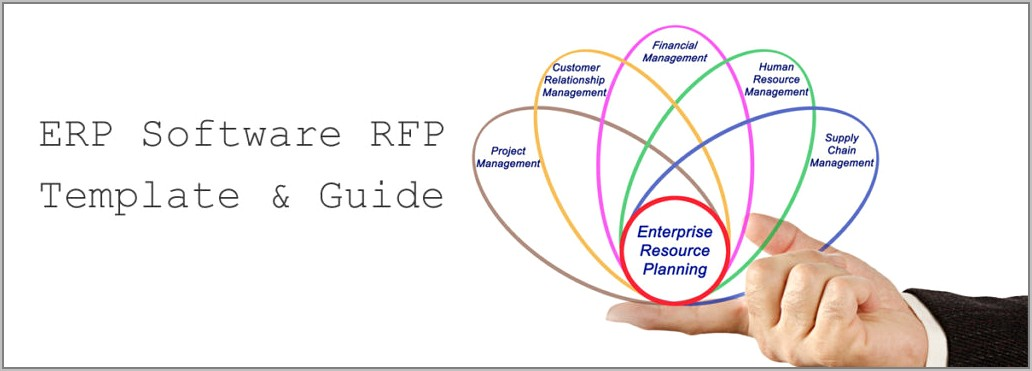 Erp Request For Proposal Rfp Template