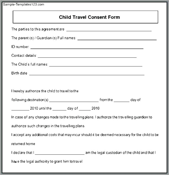 Film Release Form Template Uk