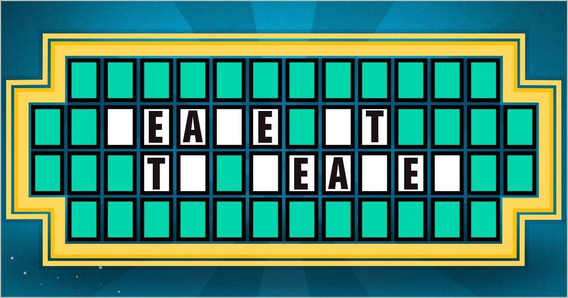 Find Words With These Letters And Blanks