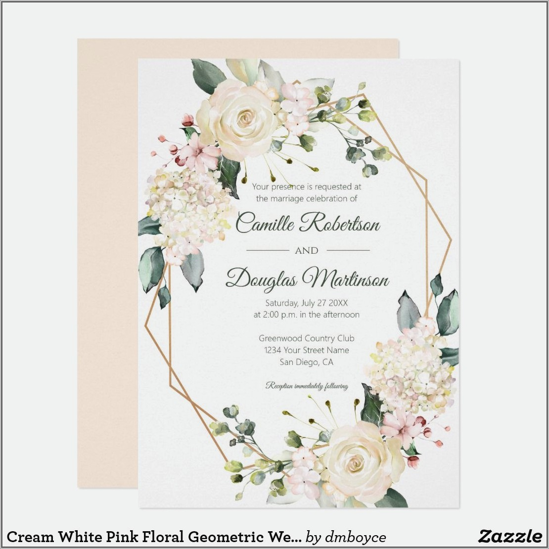 Floral Images For Invitations