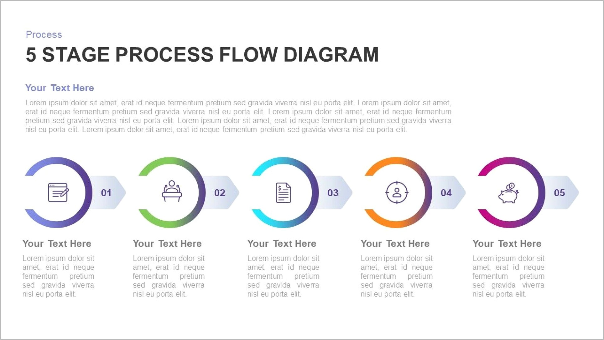 Flow Diagram Template Free
