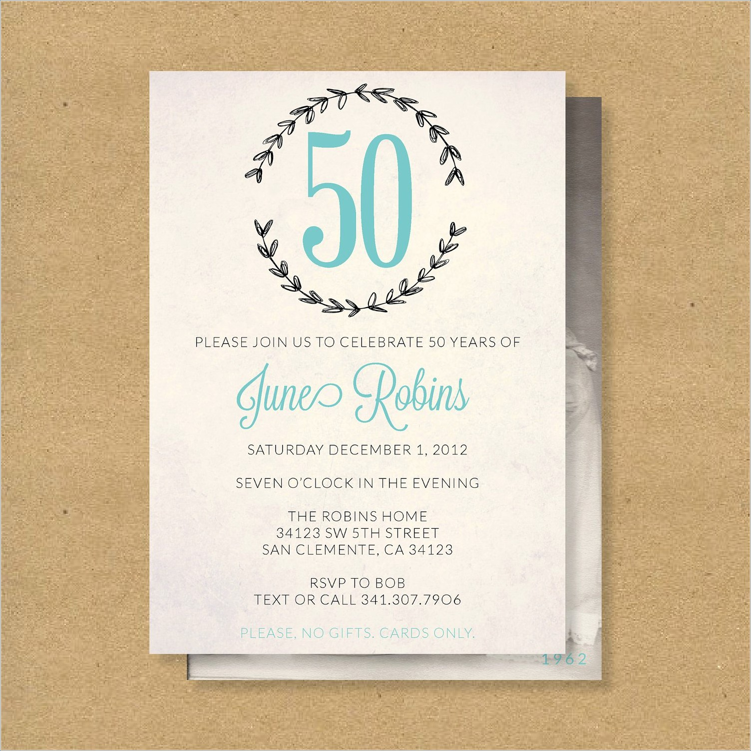 Free Birthday Invitation Card Online