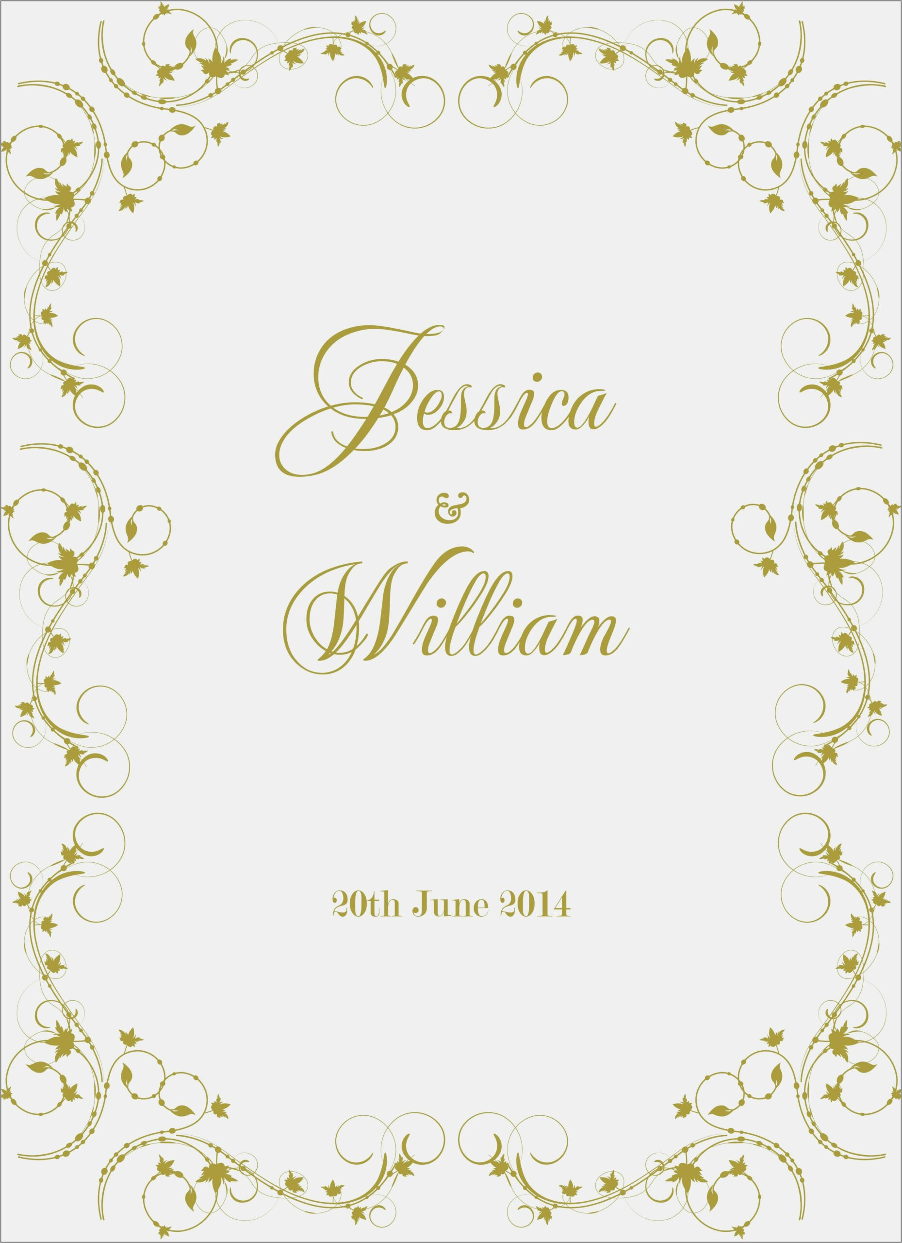 Free Decorative Borders For Wedding Invitations Scaled