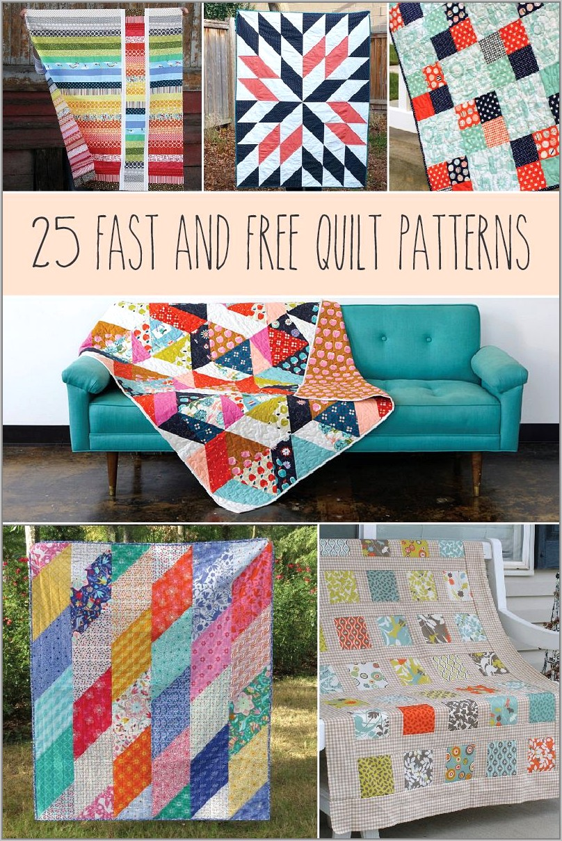 Free Easy T Shirt Quilt Patterns
