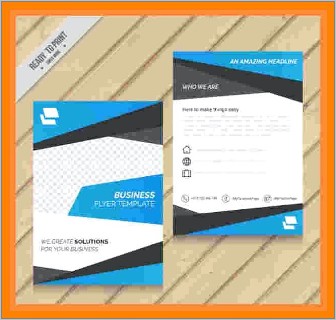 Free Sample Templates For Flyers