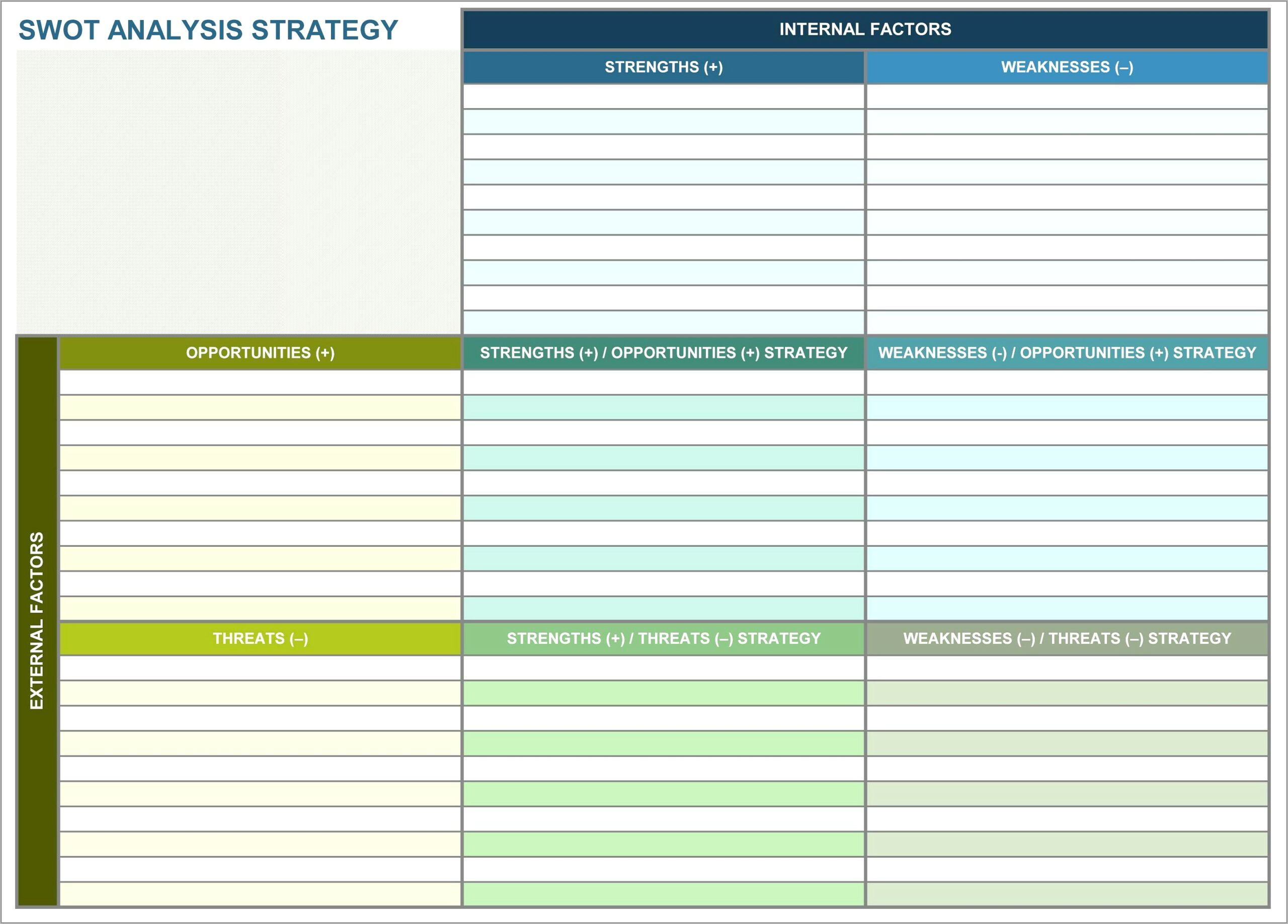 Free Small Business Plan Template South Africa