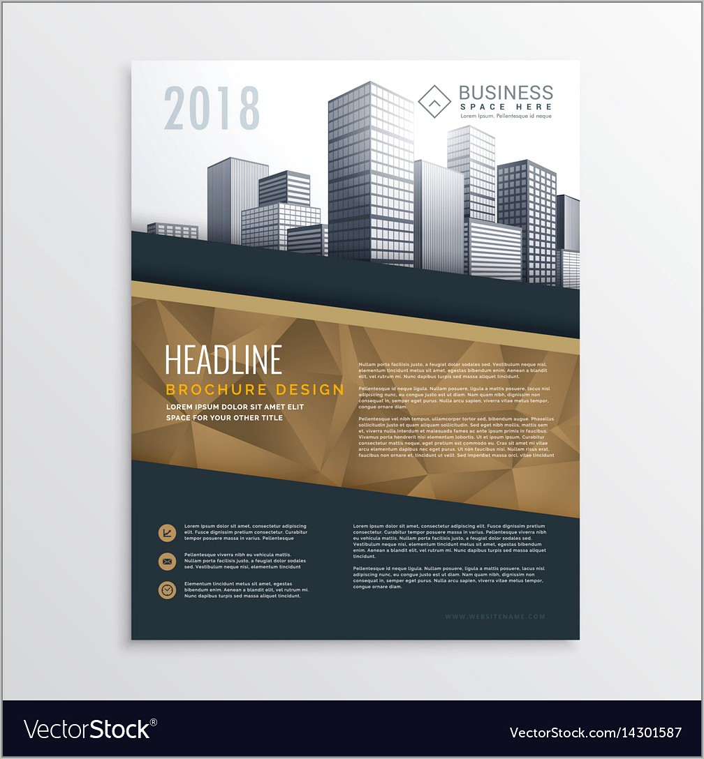 Free Template For Real Estate Brochure