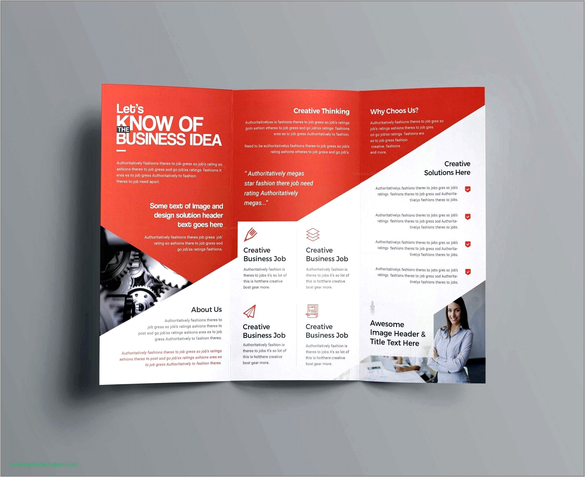 Free Templates For Brochures Publisher