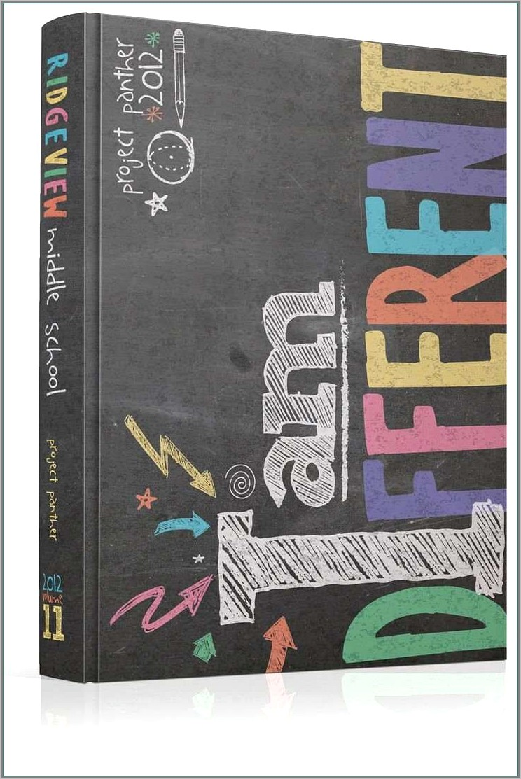 Free Templates For Yearbook Pages