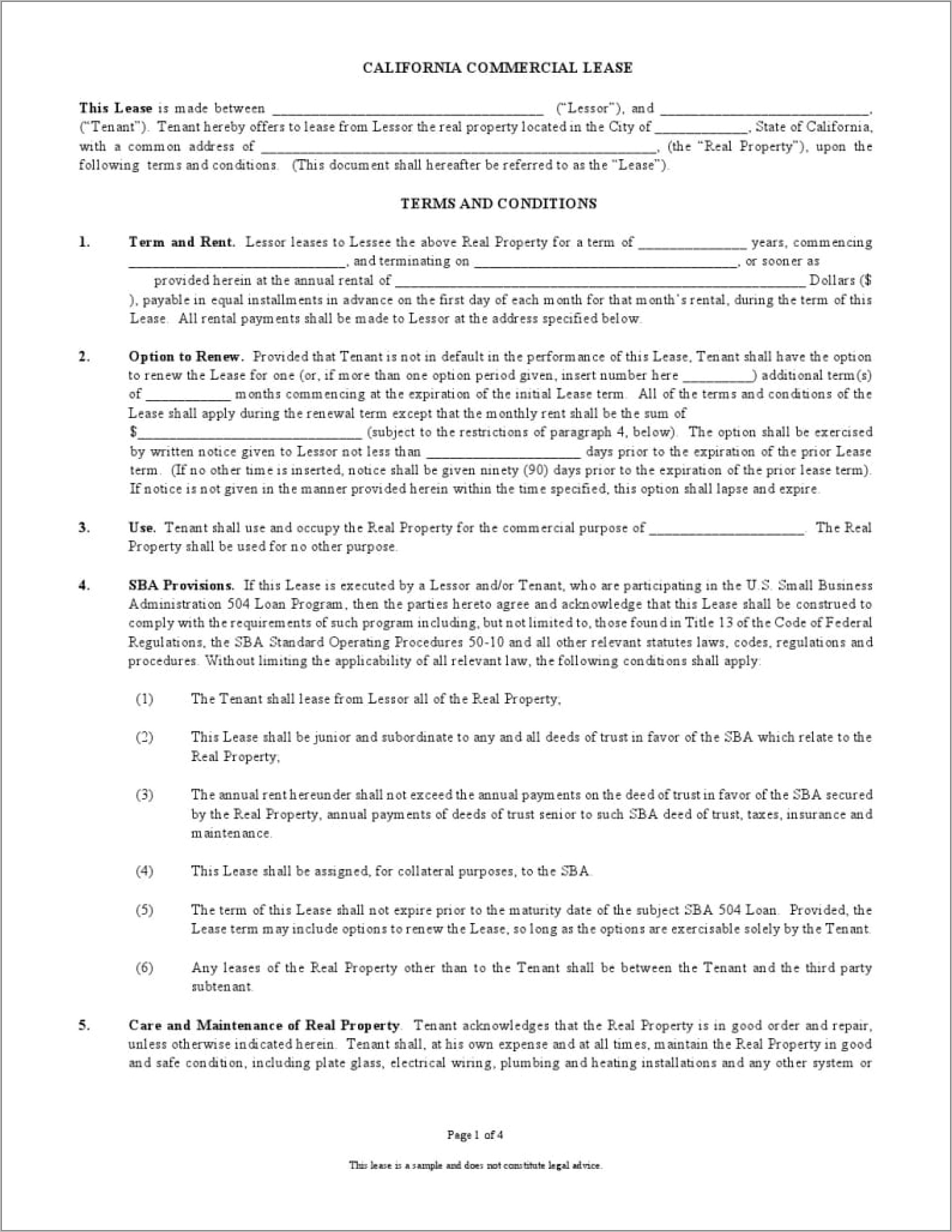 Free Texas Eviction Notice Template