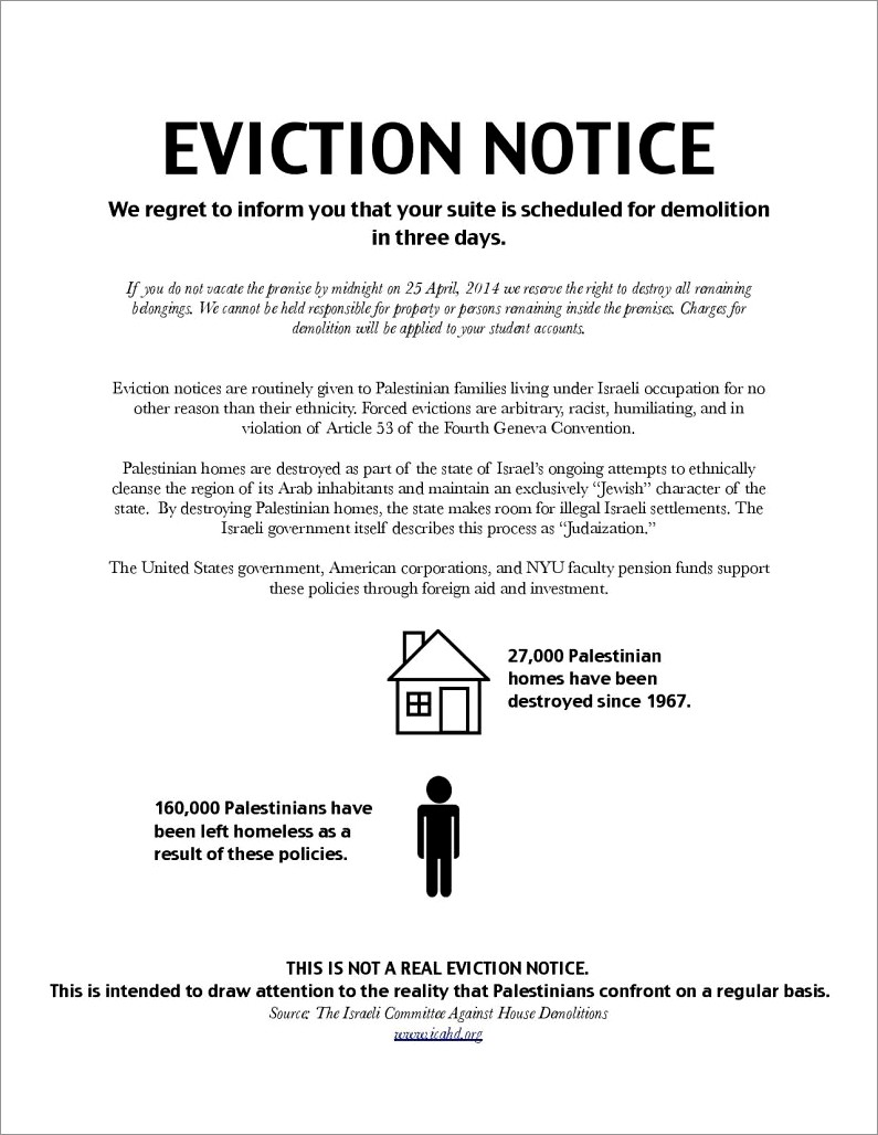 Friendly Sample Eviction Letter To Family Member