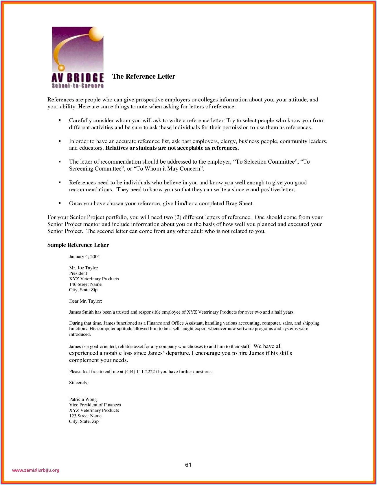 Good Moral Character Reference Letter For Immigration