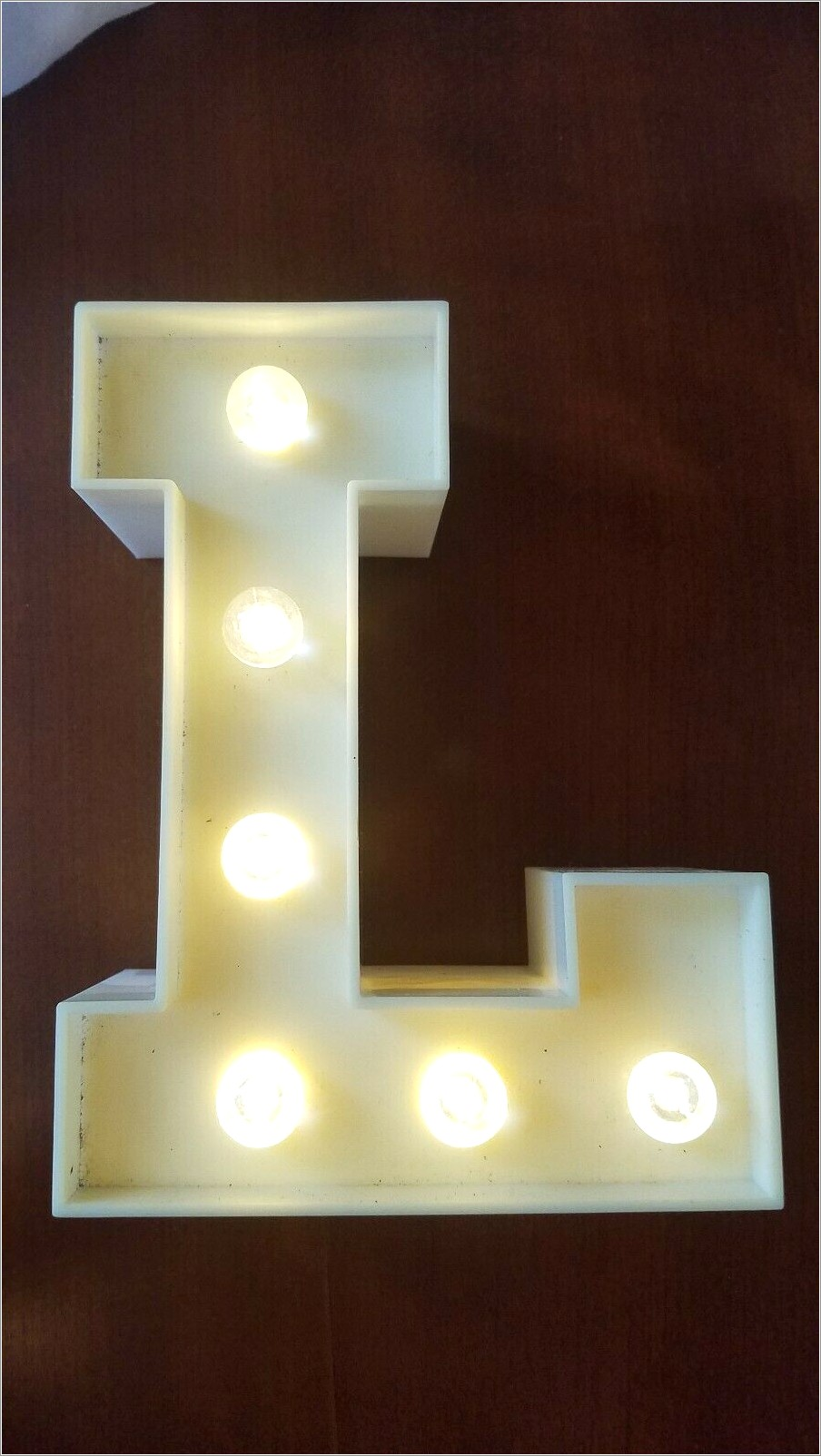 Heidi Swapp Marquee Letters 8 Inch