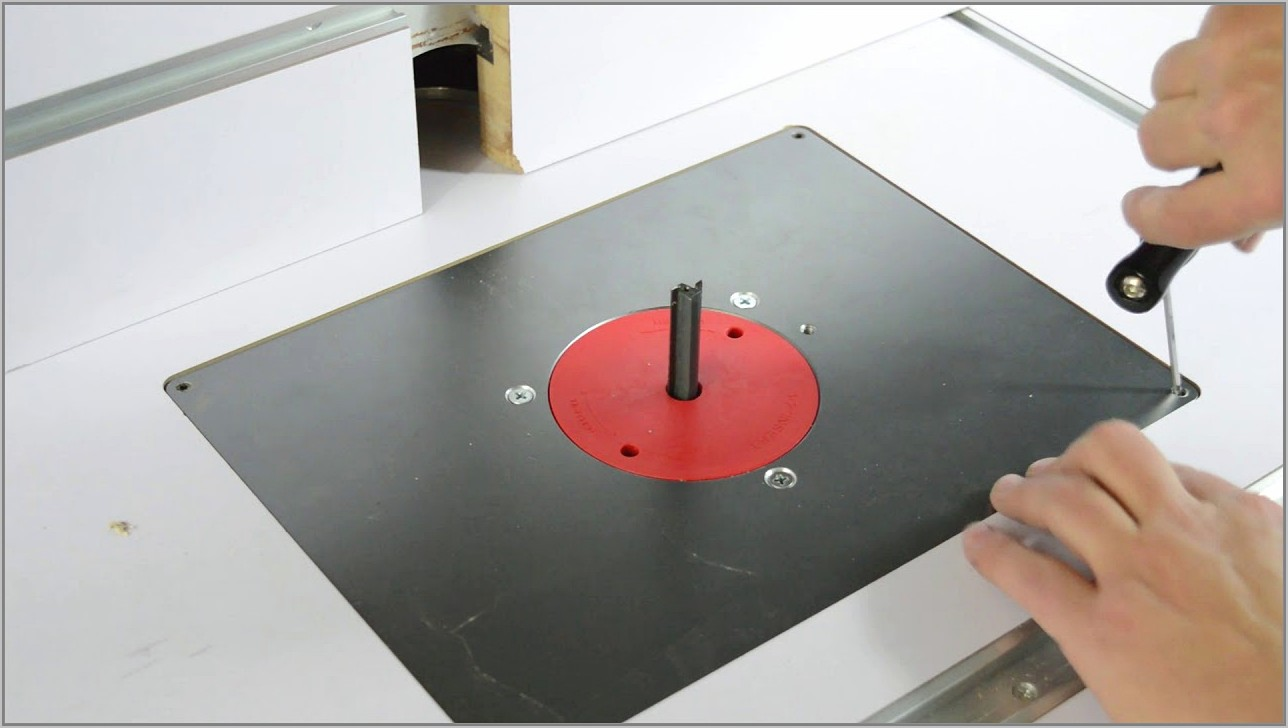 Inlay Template Guide Set With Router Bit