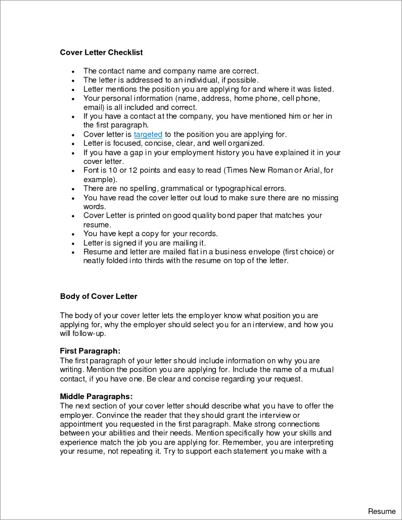 Leasing Agent Cover Letter Samples