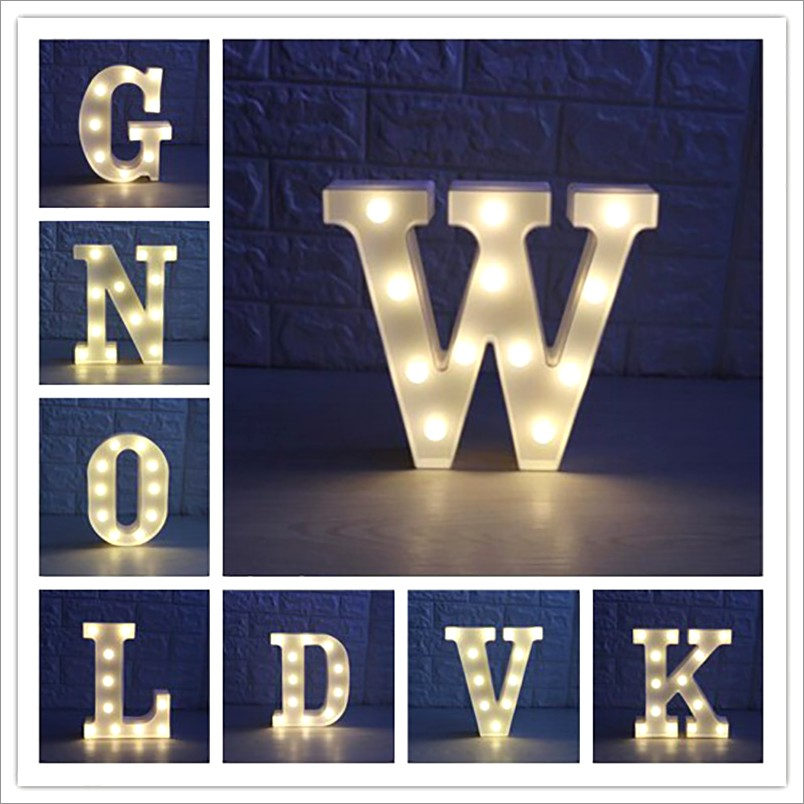 Led Alphabet Letters Pakistan