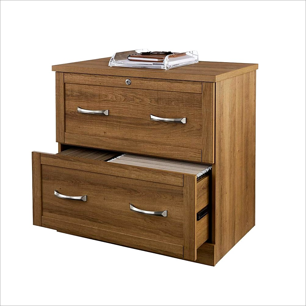 Letter Size Lateral File Cabinet