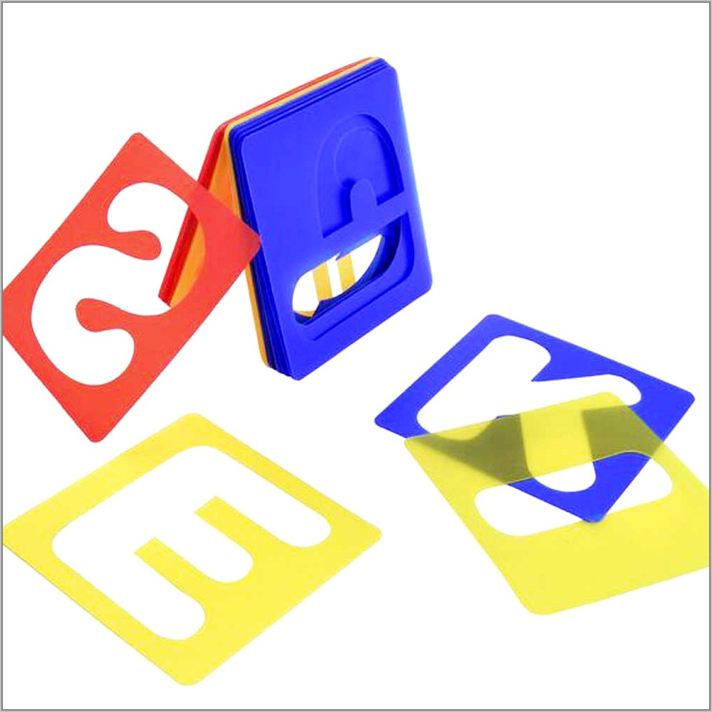 Letter Stencil Templates For Painting