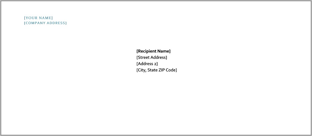 Letterhead Templates For Word Free Download