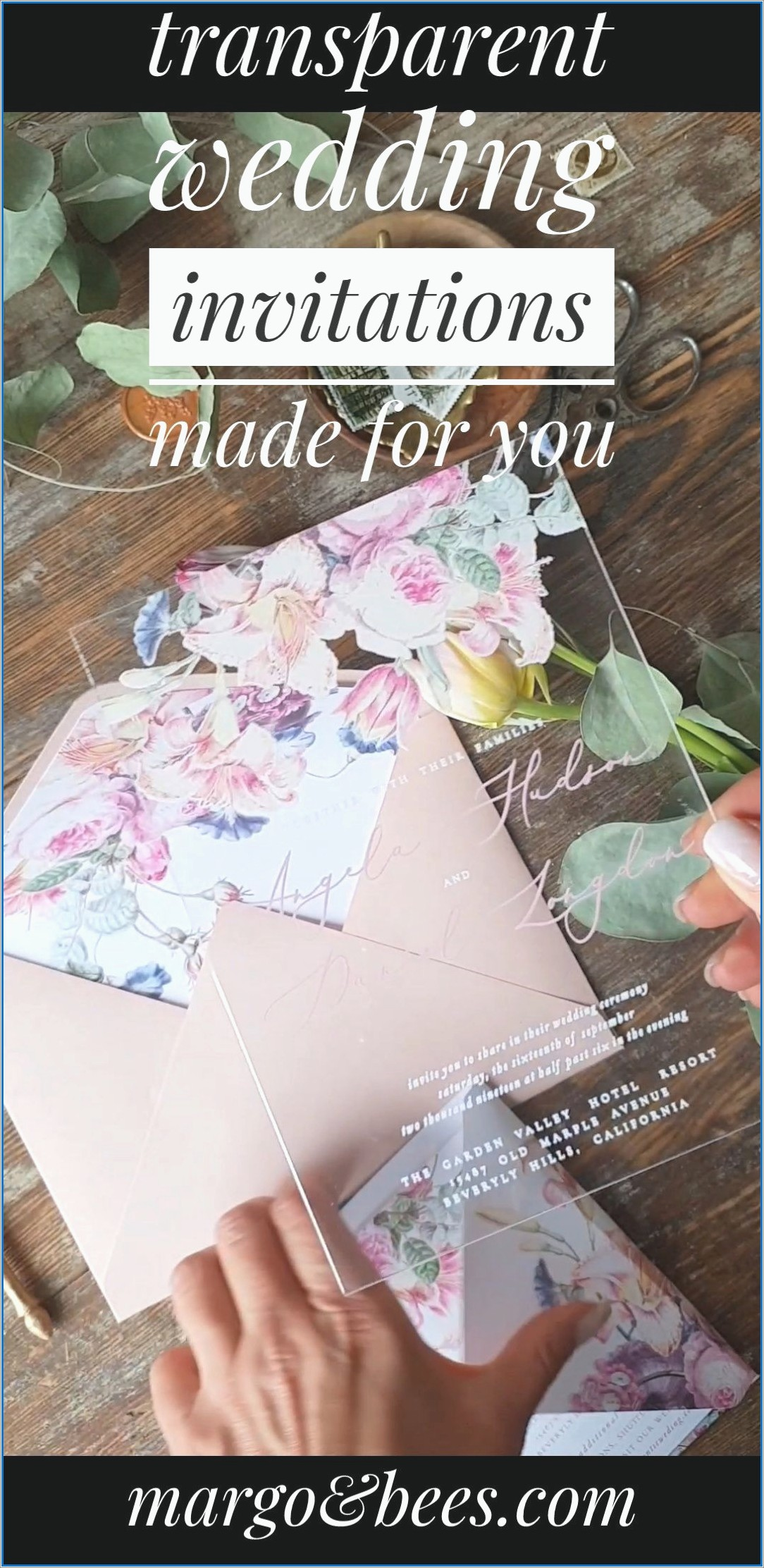 Margo And Bees Wedding Invitations Reviews