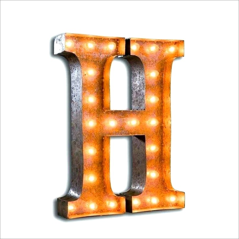 Marquee Letters Lights Hobby Lobby
