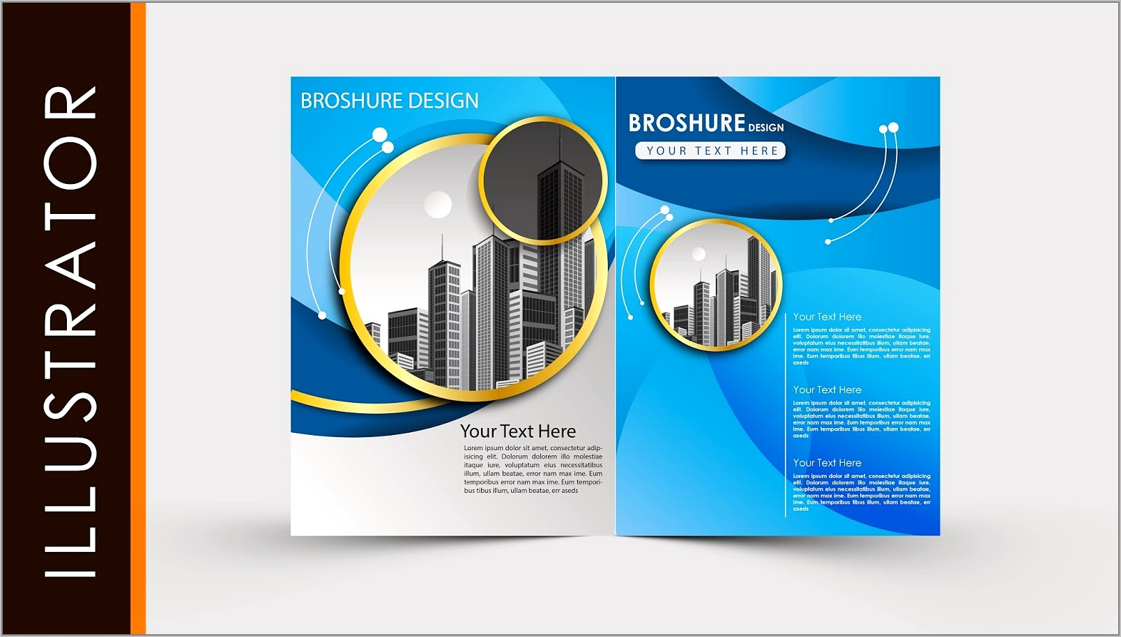 Microsoft Publisher Templates For Brochures