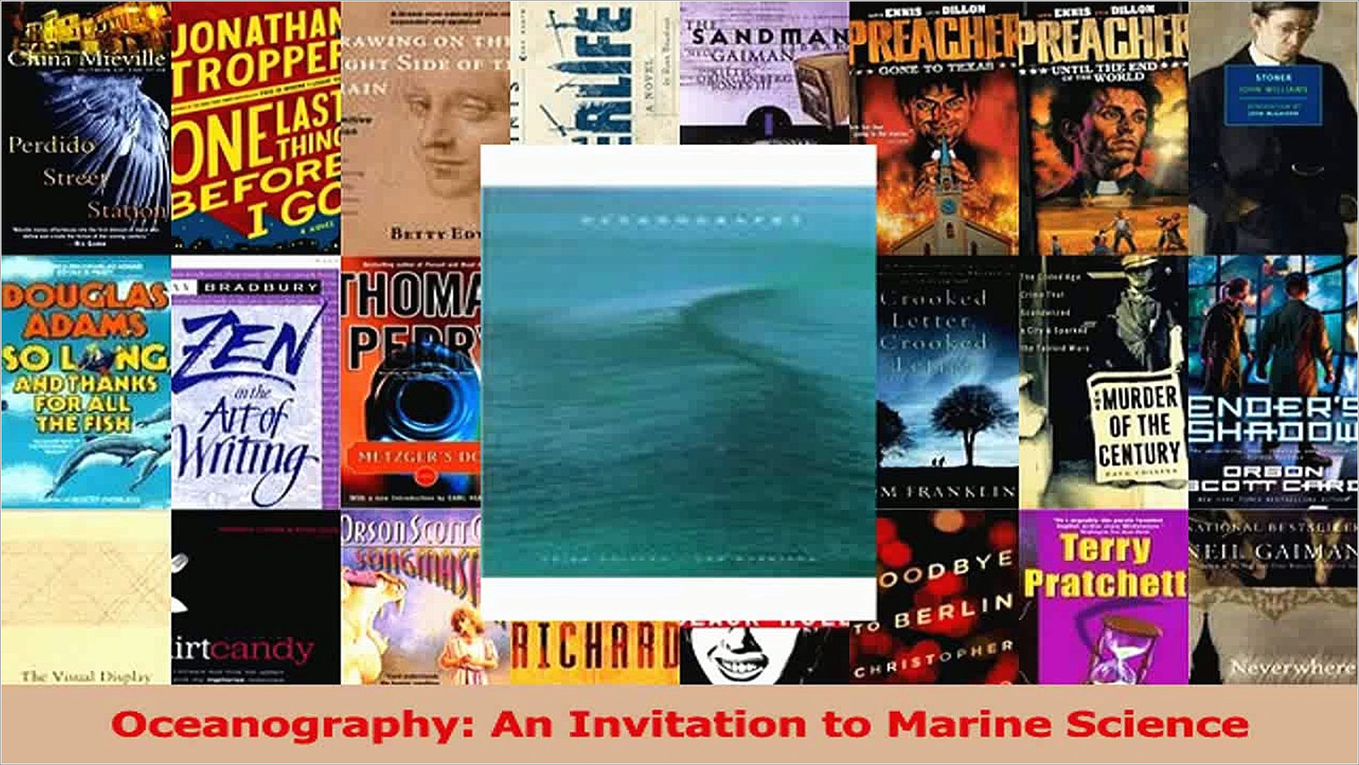 Oceanography An Invitation To Marine Science Pdf