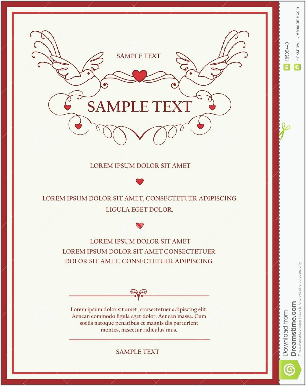 Ordination Invitation Cards Designs