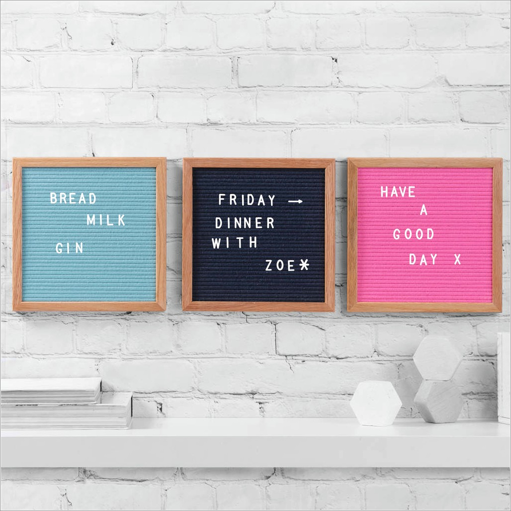 Peg Letter Board South Africa