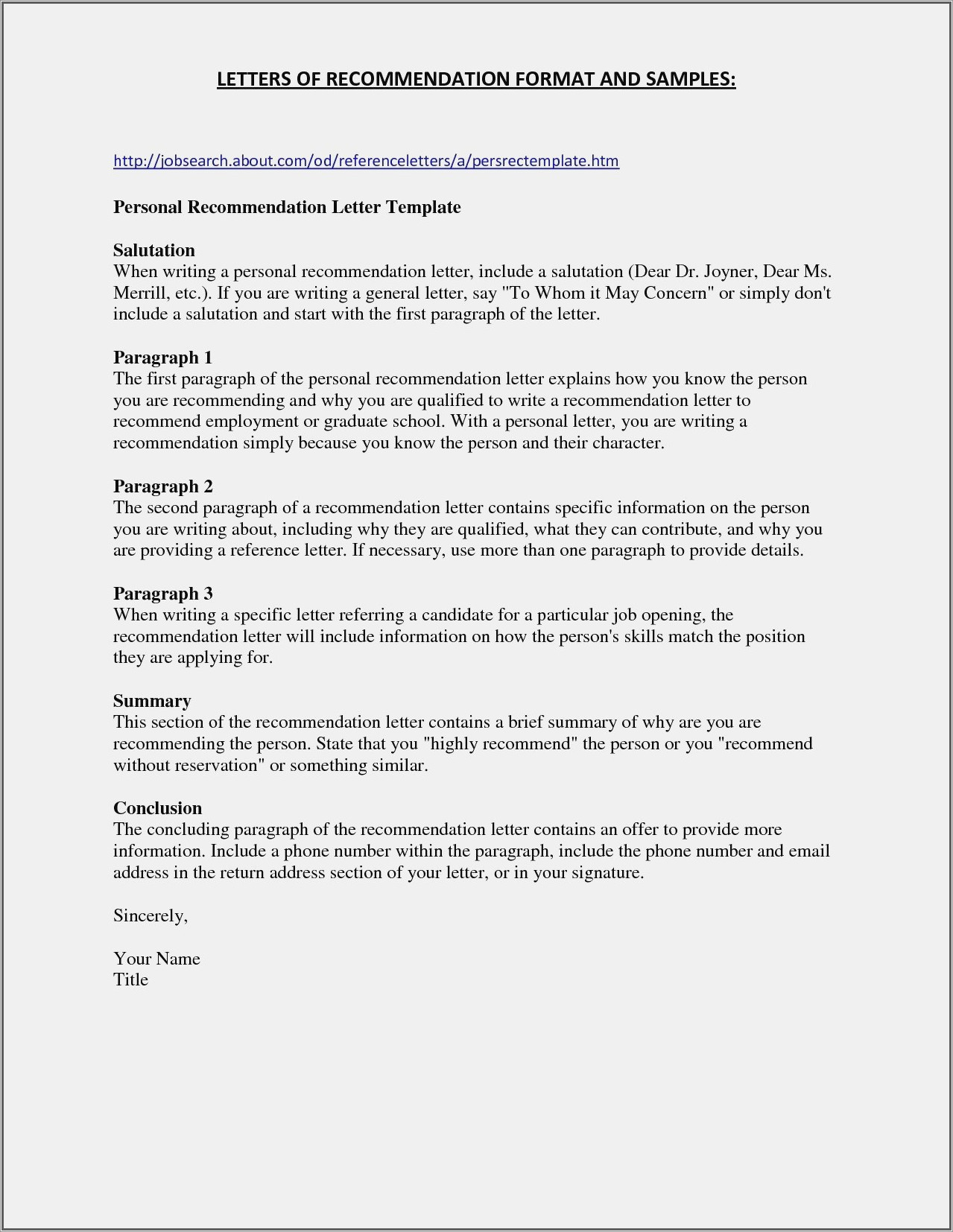 Personal Cease And Desist Letter Sample