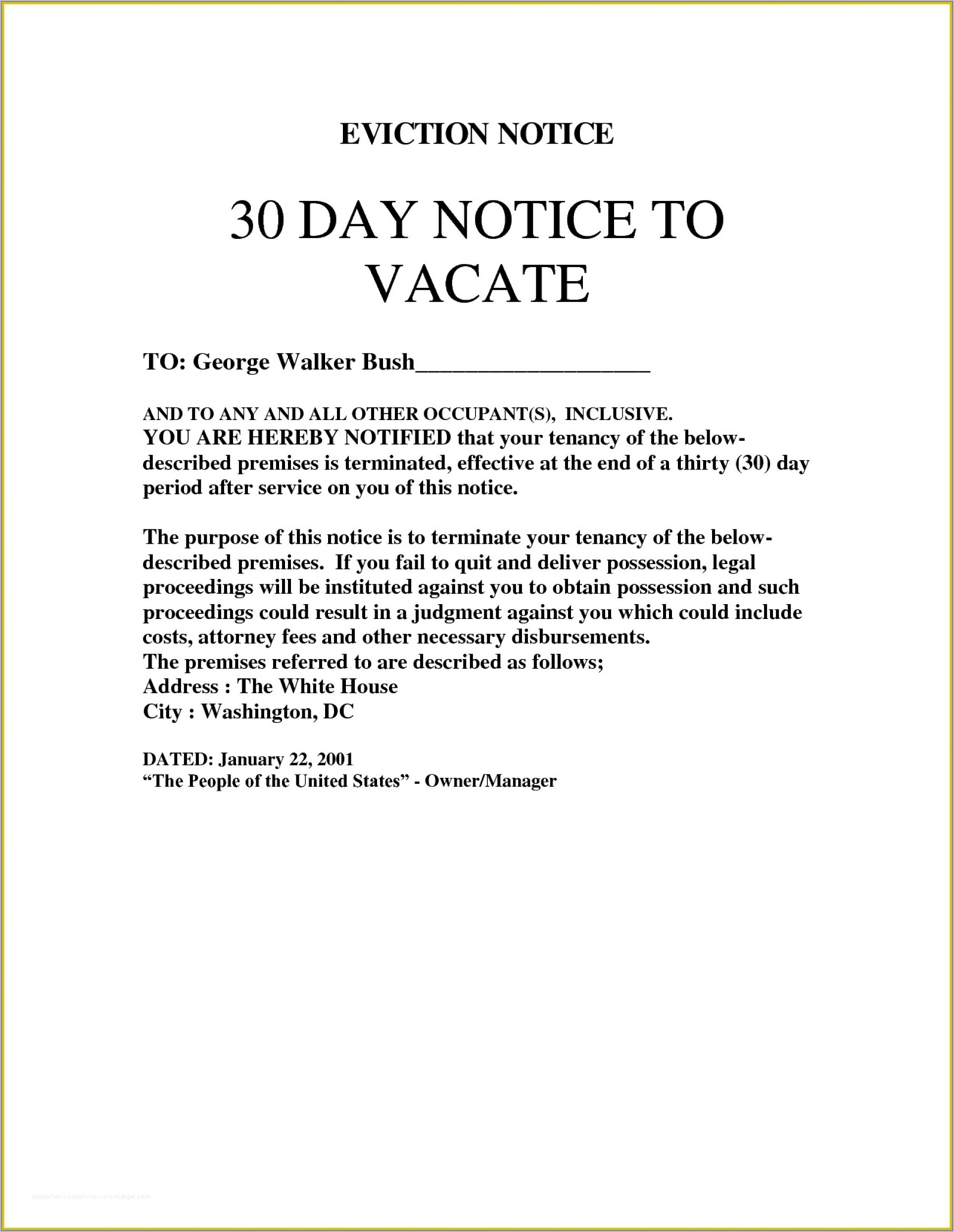 Power Of Attorney Letter Template South Africa
